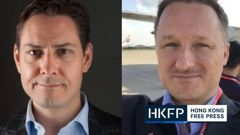 Michael Spavor and former diplomat Michael Kovrig