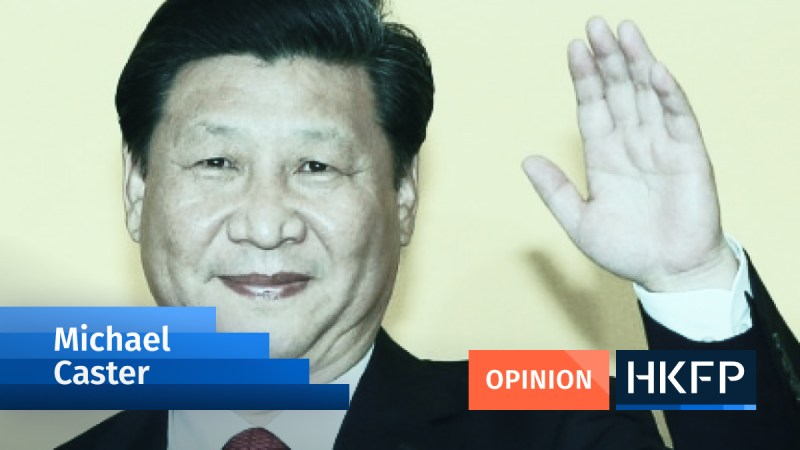 xi jinping forced disappearance