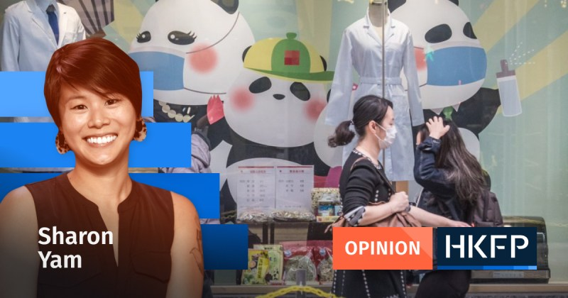 Amidst Covid-19, Face Masks Reveal Racism, Cultural Differences, and Governmental Incompetence sharon yam