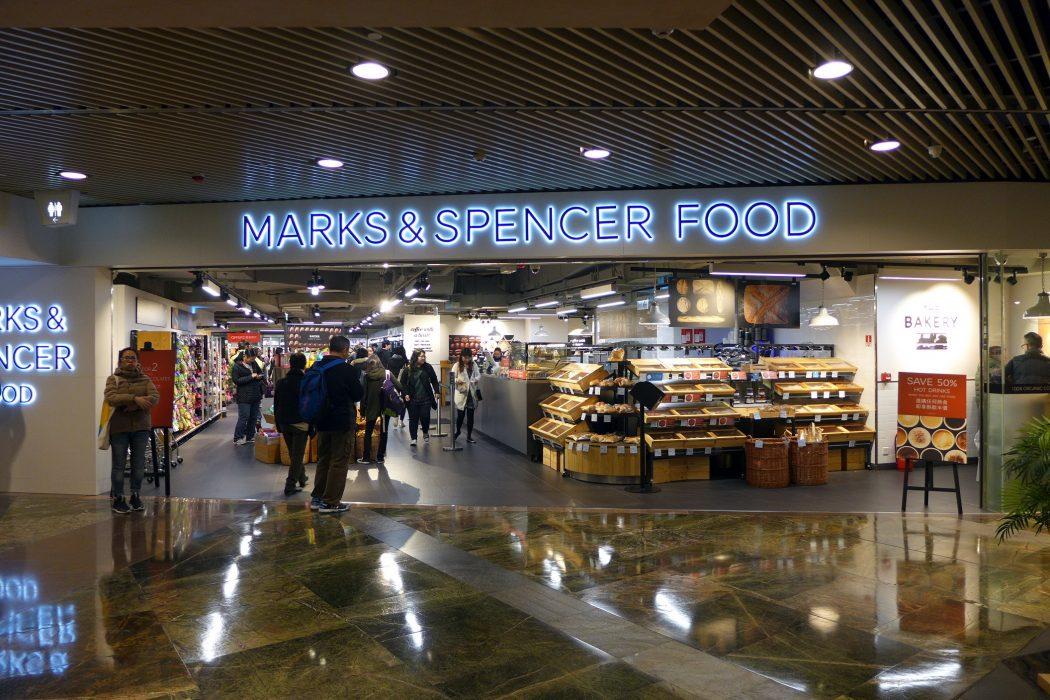 Marks & Spencer Food Langham Place