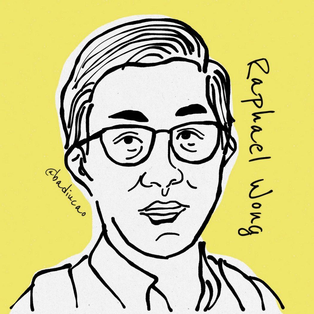 Raphael Wong badiucao