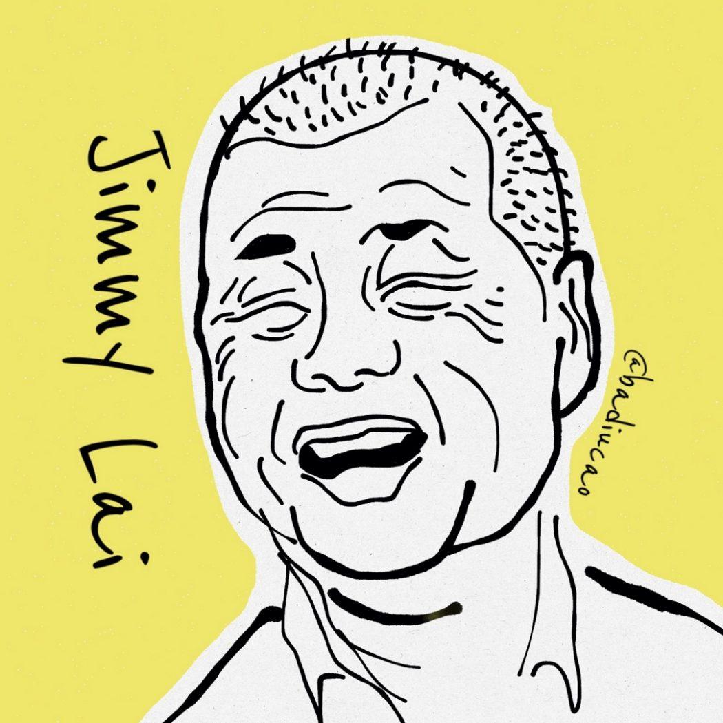 Jimmy Lai badiucao
