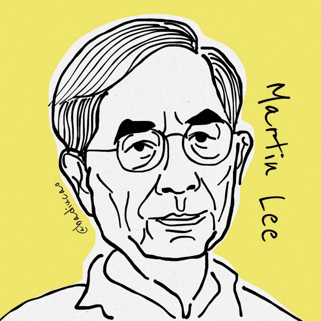 Martin Lee badiucao