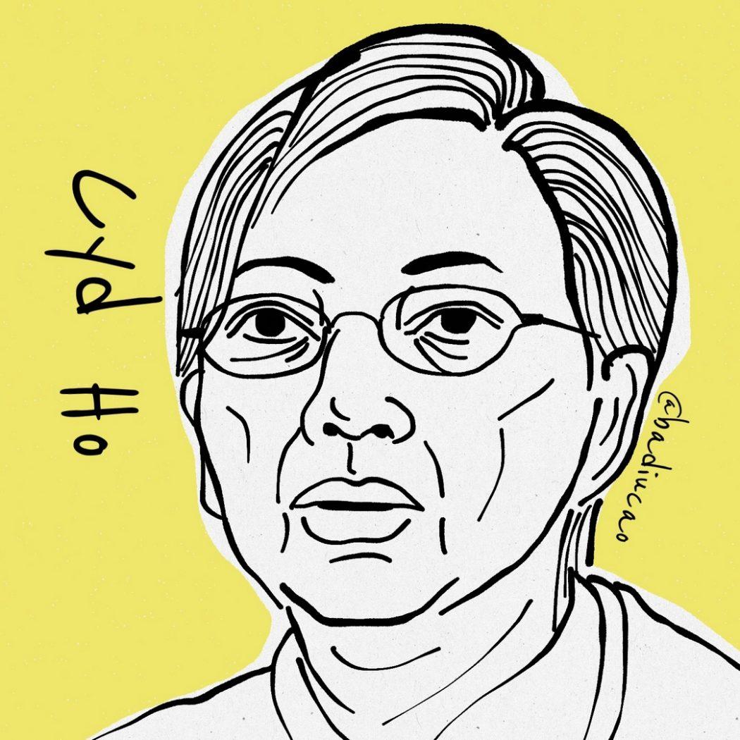 Cyd Ho badiucao
