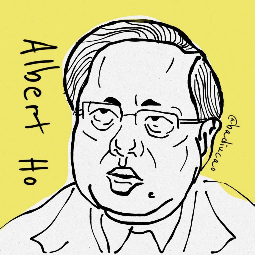 Albert Ho badiucao