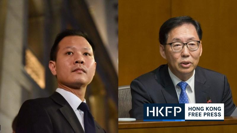 Dennis Kwok Chan Kin-por