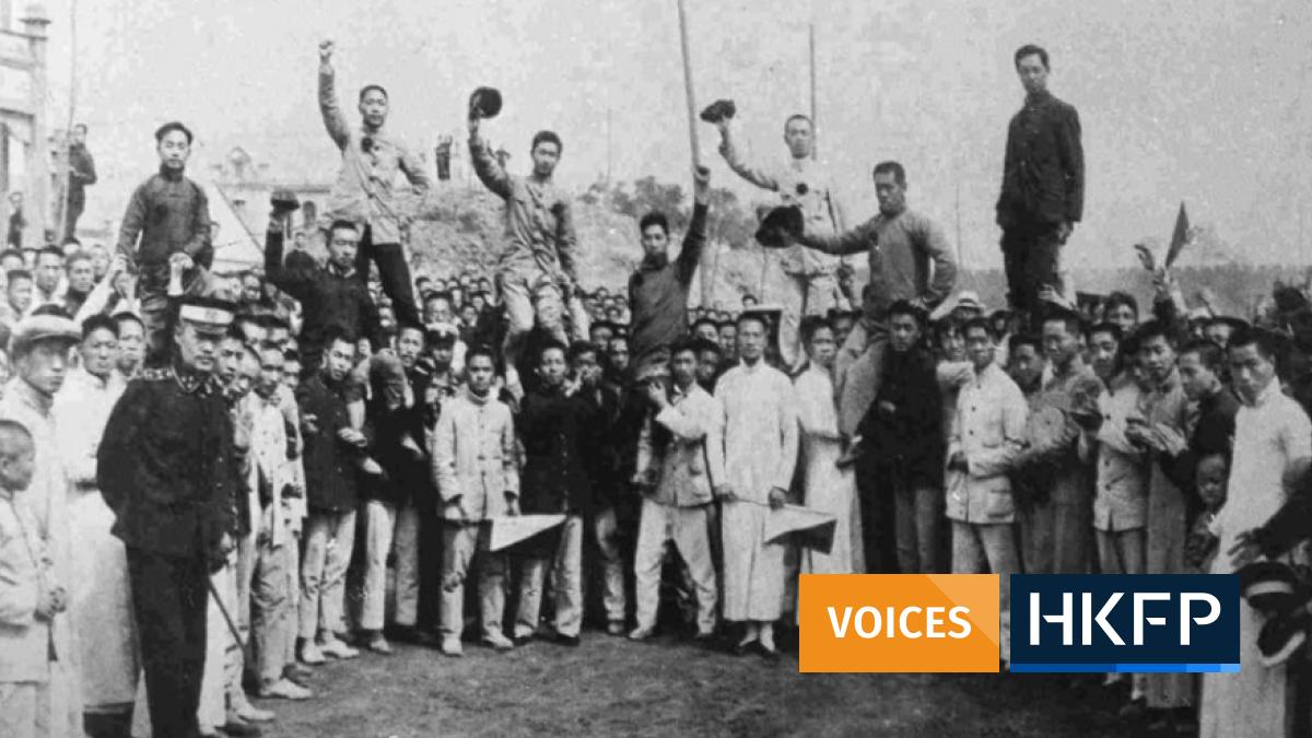 may 4 movement 1919 china extradition