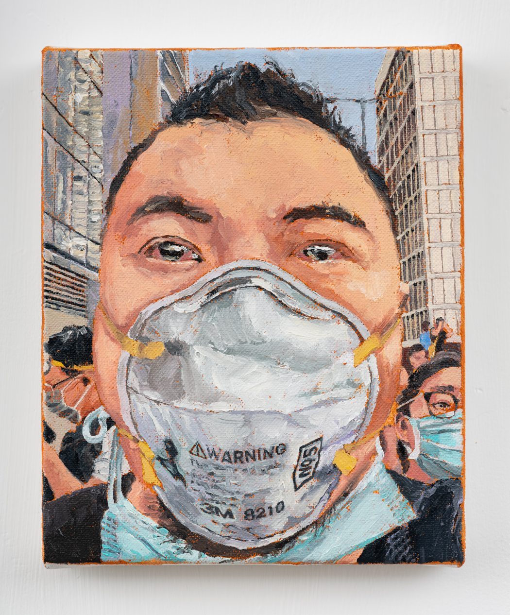 HKFP Lens Chow Chun-fai protest