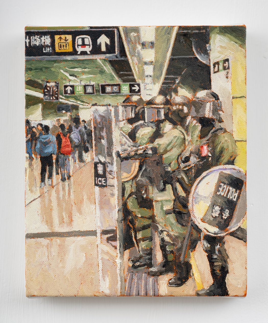 HKFP Lens Chow Chun-fai protest riot police