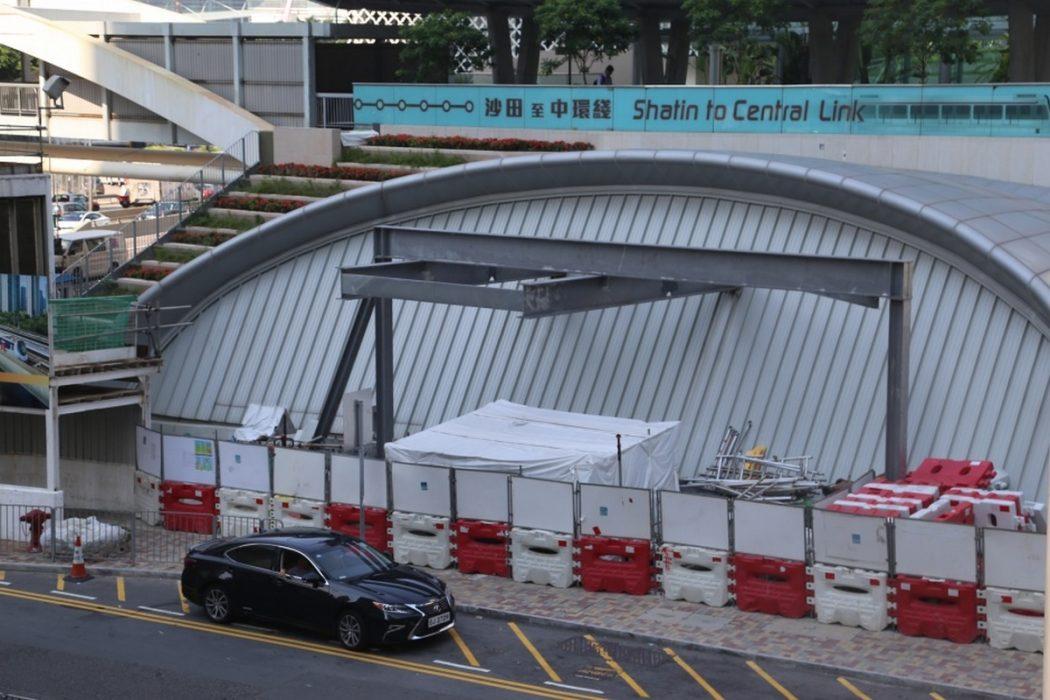Sha Tin-Central rail link