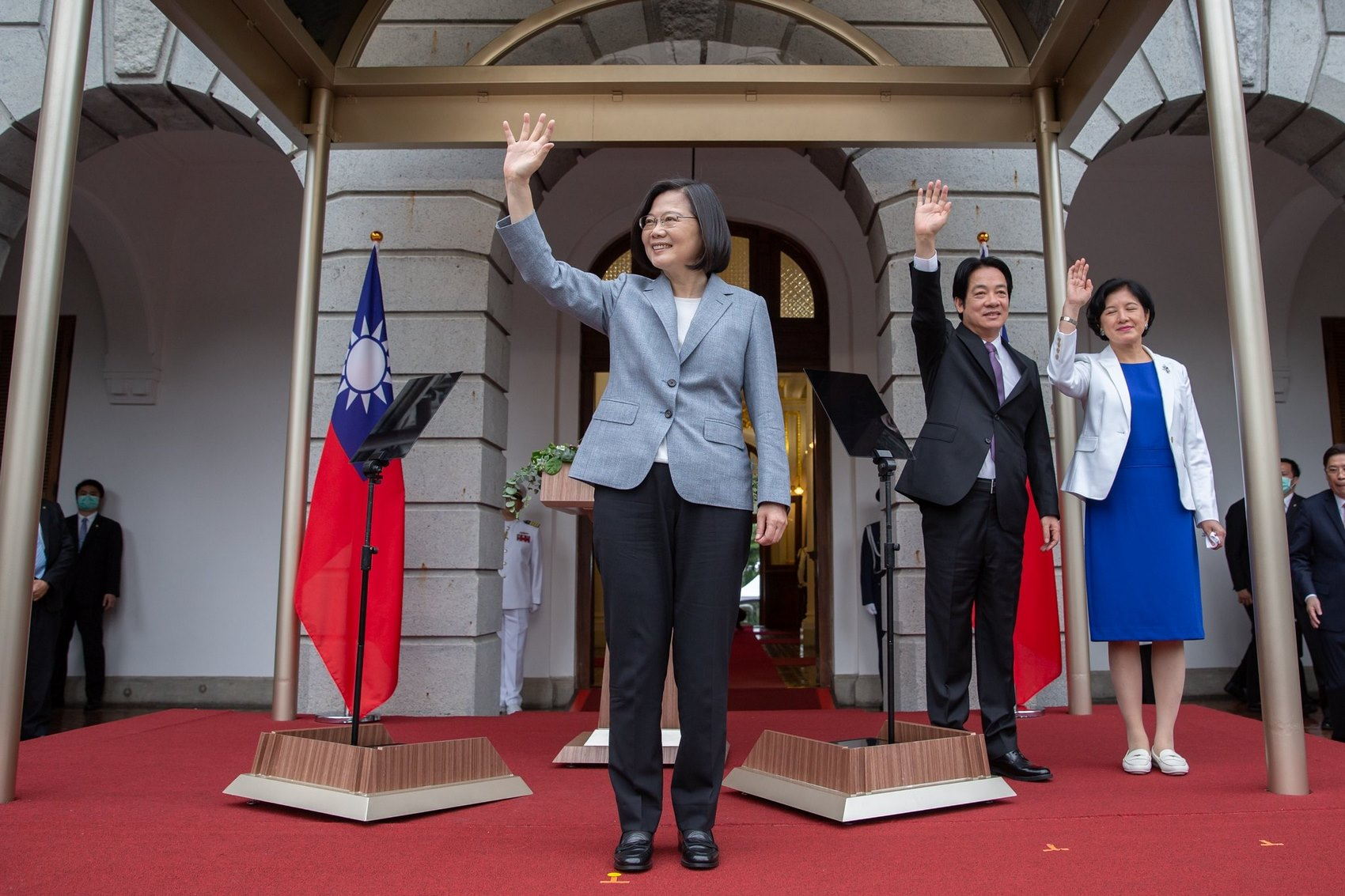 Taiwan Presidential Inauguration (1)