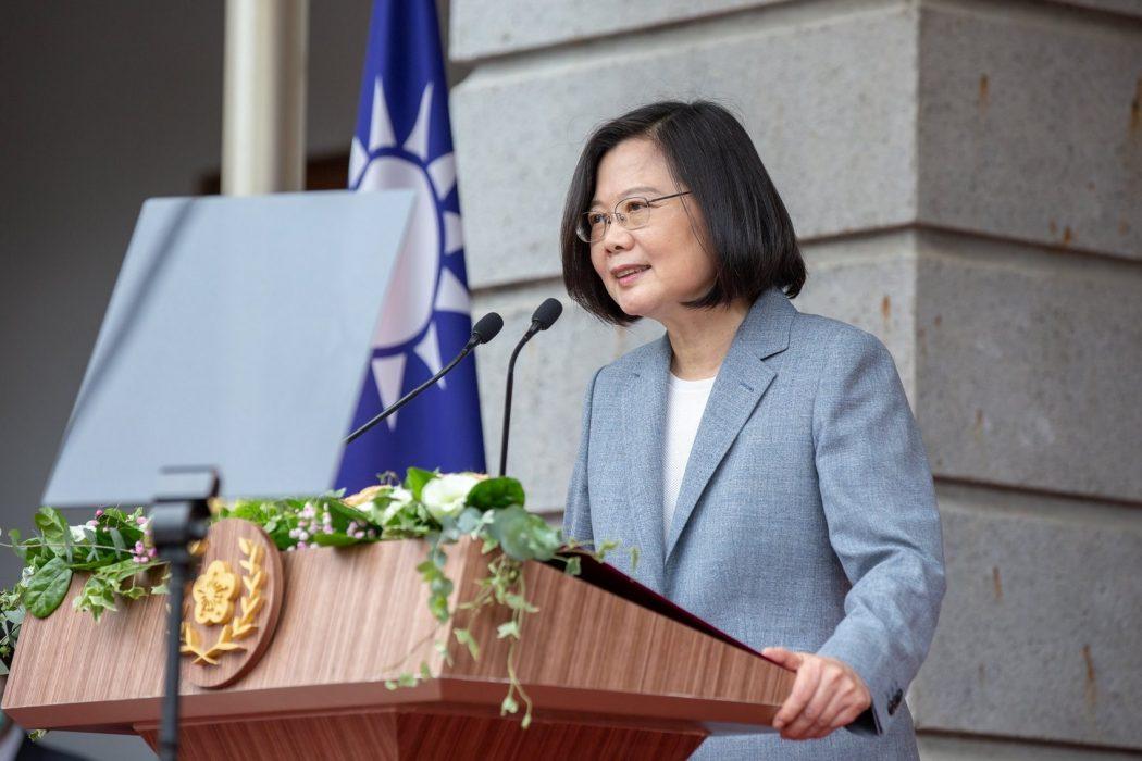 Taiwan Presidential Inauguration (5)