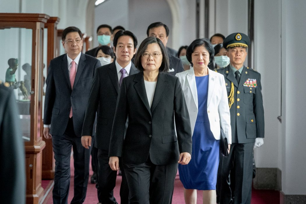 Taiwan Presidential Inauguration (6)