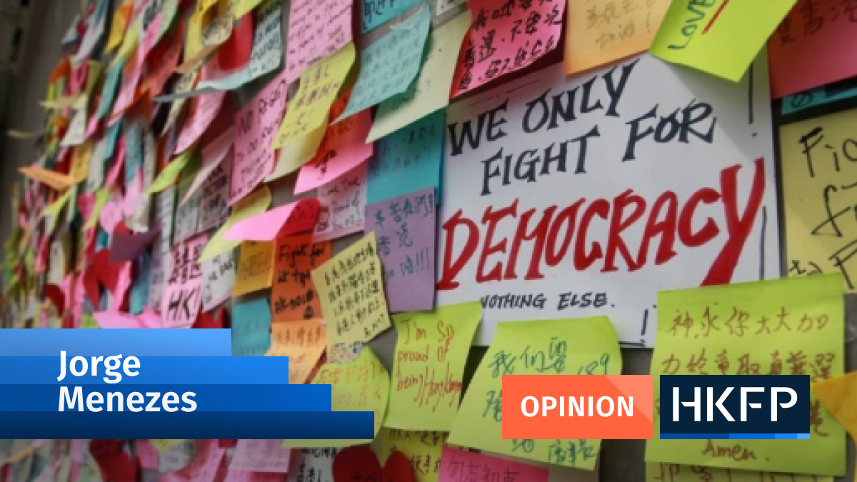 Opinion Jorge Menezes