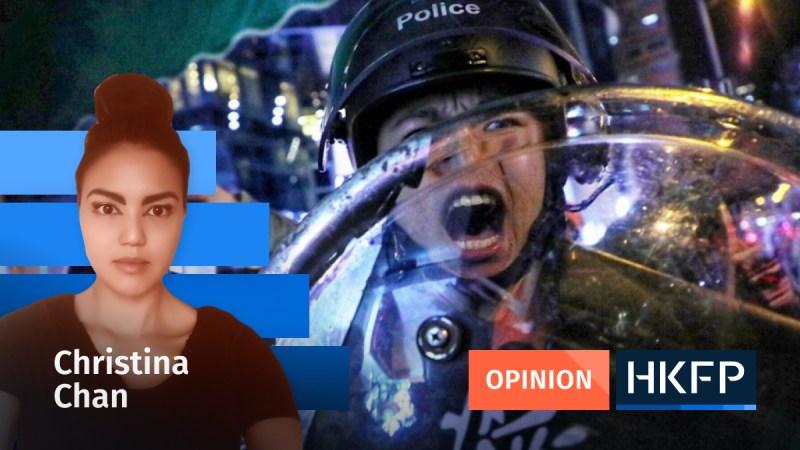 christina police