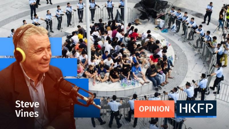 hong kong thought crime