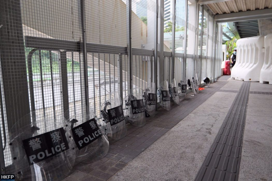 may 27 legco security