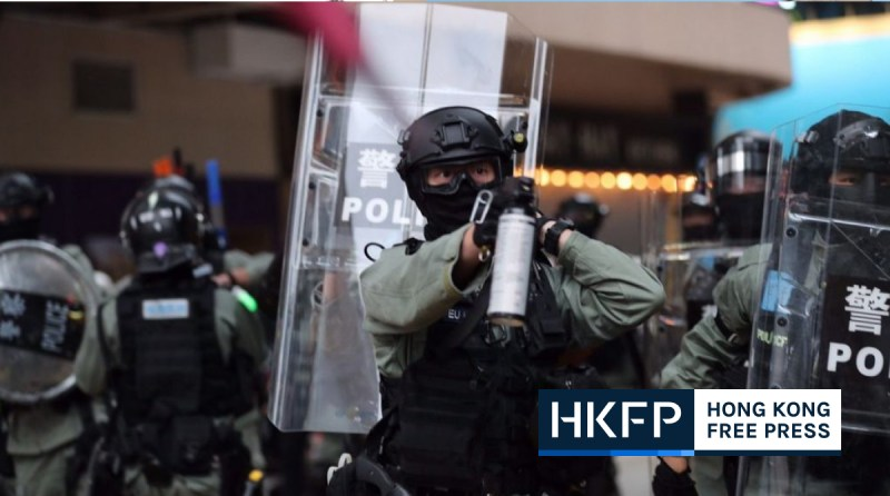 pixeon hong kong police