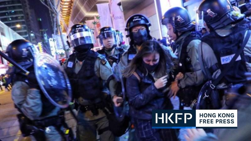 police hong kong