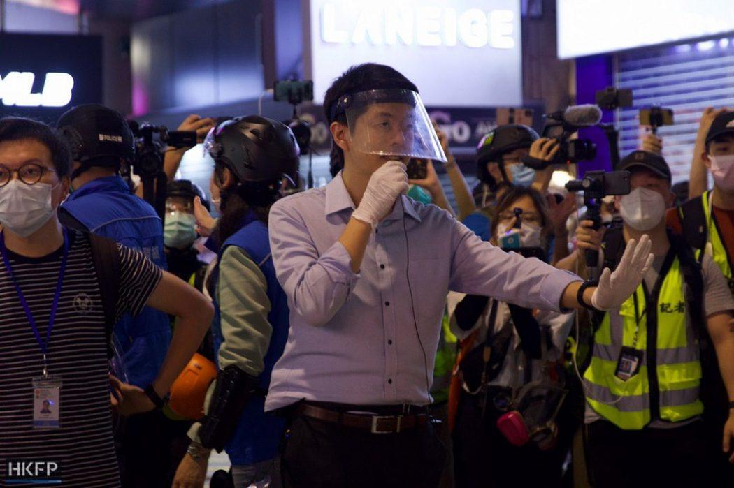 ted hui may 27 2020 mong kok (2)