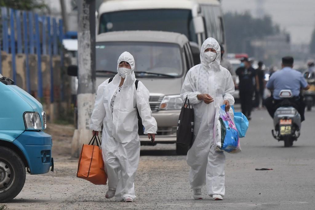 covid 19 outbreak beijing