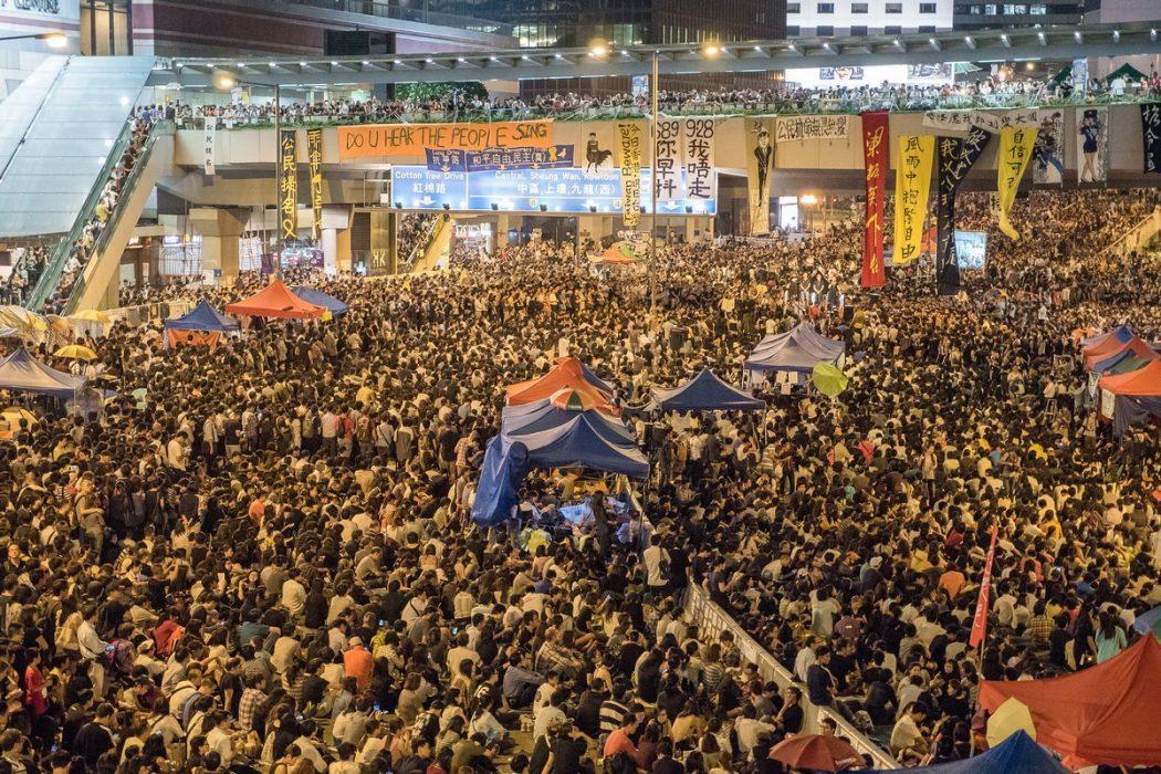 2014 umbrella movement