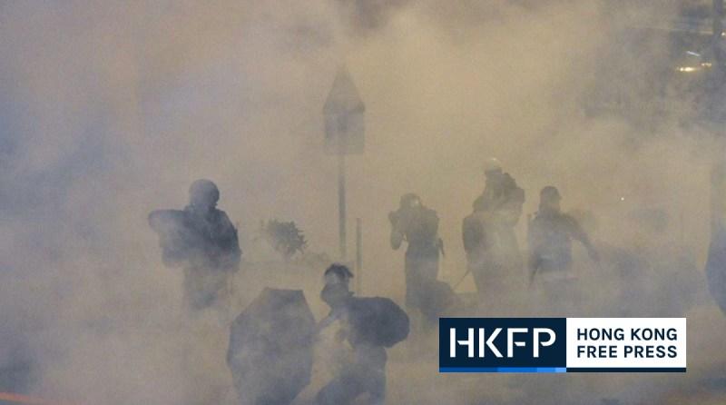 tear gas amnesty