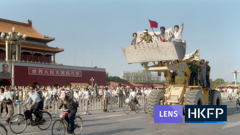 june 4 tiananmen massacre 1989