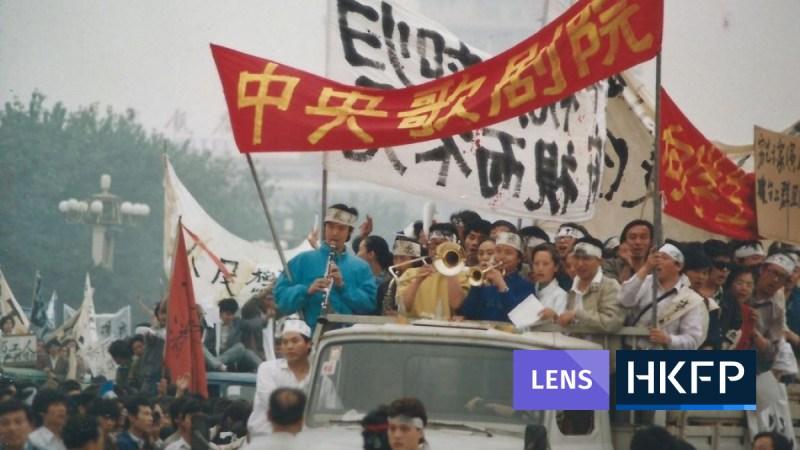 1989 tiananmen massacre june 4