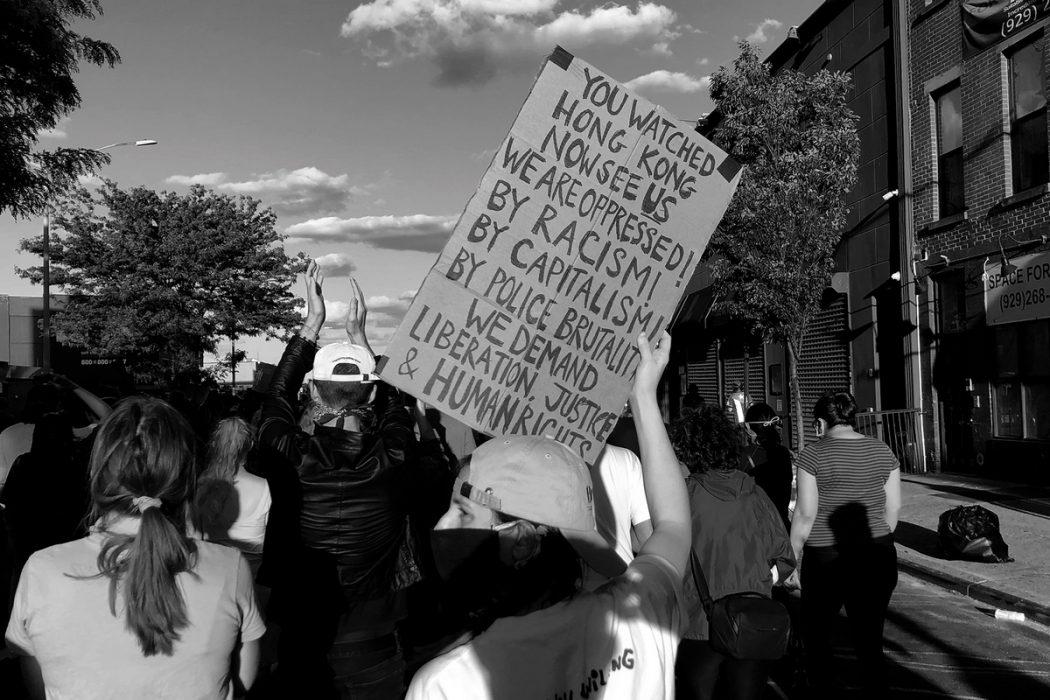 US protest Black Lives Matter