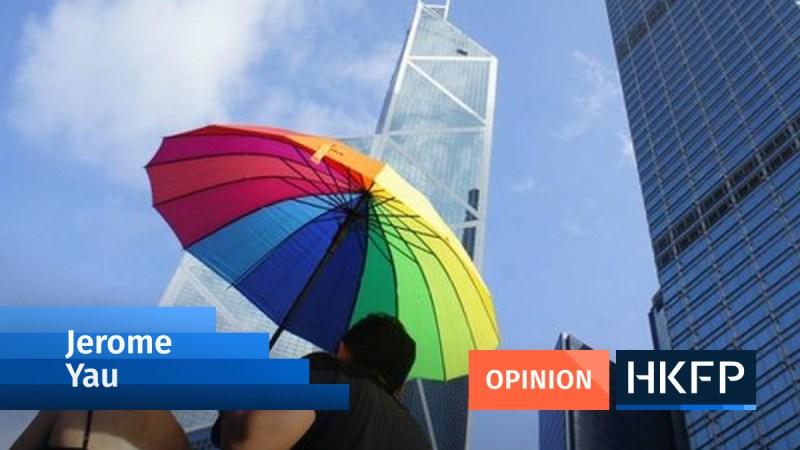 Opinion - Jerome Yau - LGBT