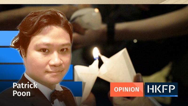 Patrick Poon Liu Xiaobo