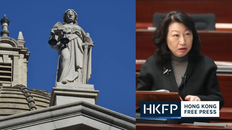 Teresa Cheng law