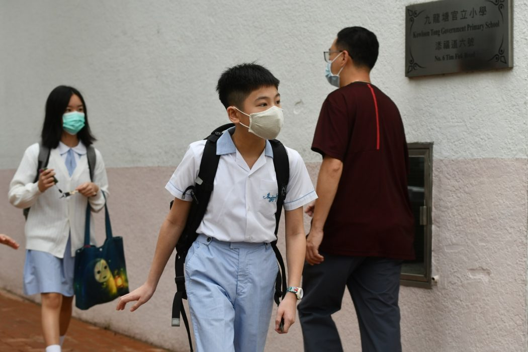 Coronavirus virus covid-19 student