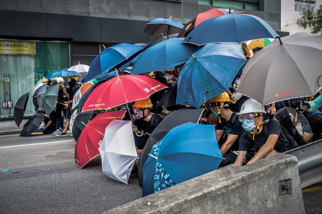 July 27, 2019 Yuen Long protest