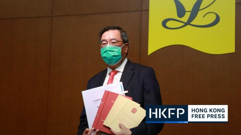 Andrew Leung LegCo