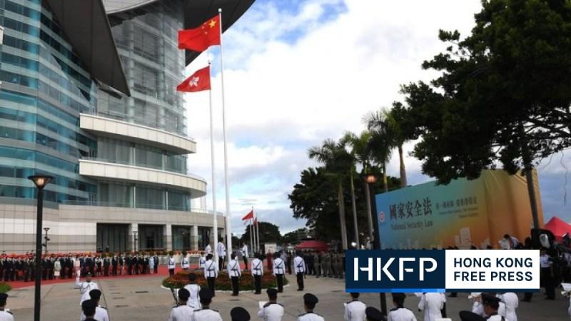 erick tsang benny tai national security primaries legco