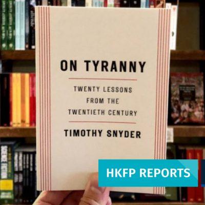 Bookstore censorship hong kong