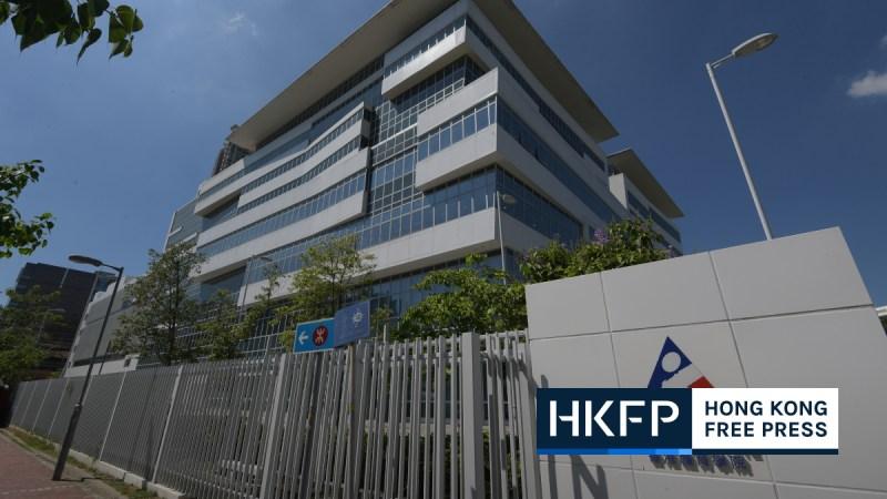 HKSI lockdown Coronvirus