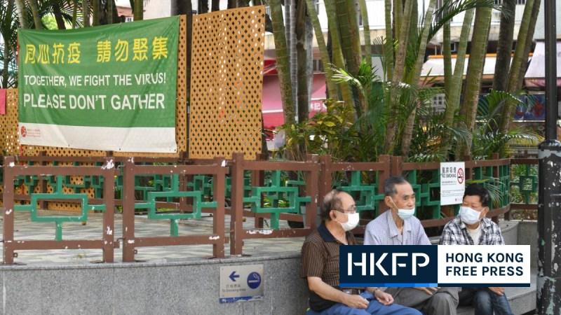 Hong Kong covid