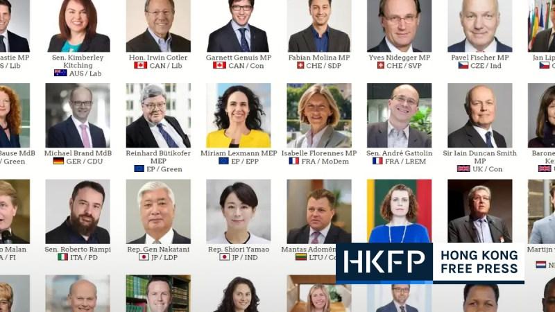 IPAC no Hong Kong extradition