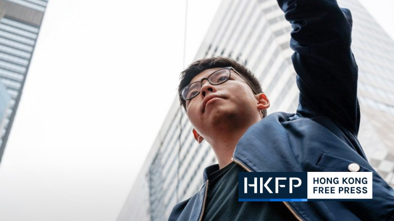 Joshua Wong LegCo election