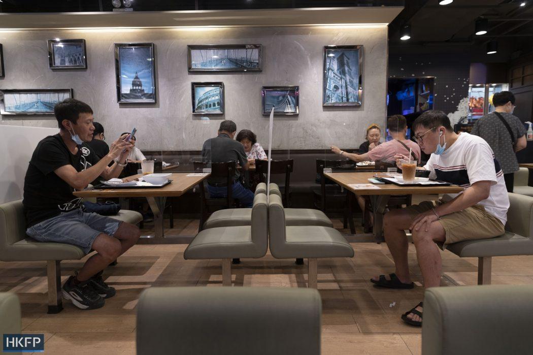 covid-19 restaurant