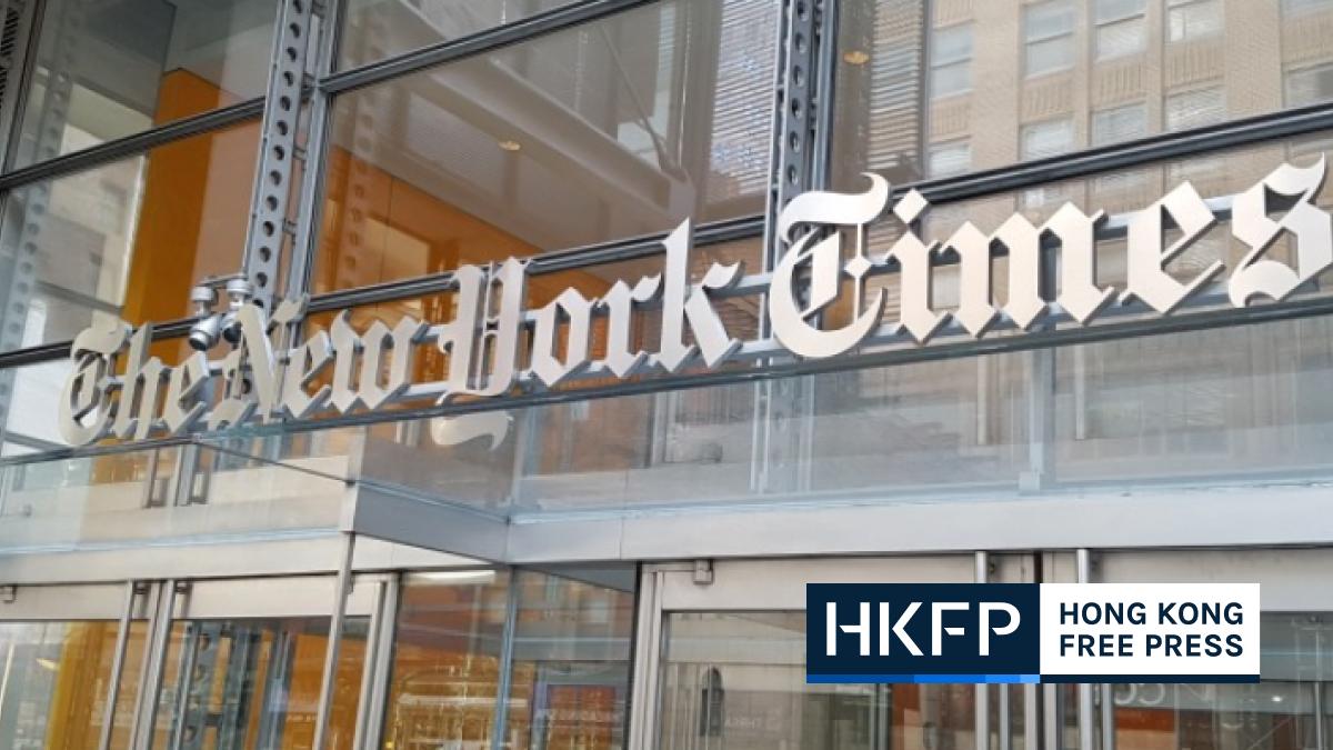NYT Hong kong moving