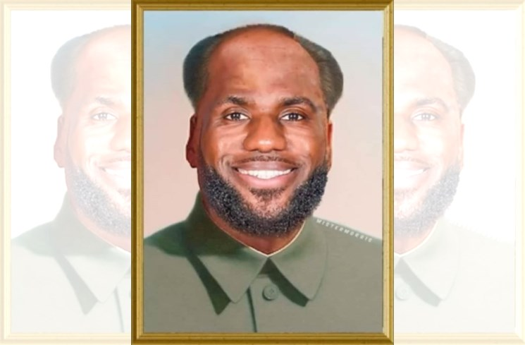 lebron james mao