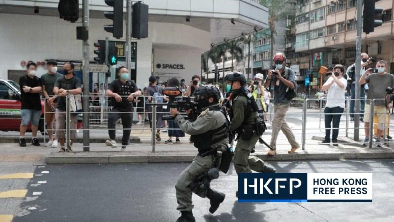 Police Causeway Bay