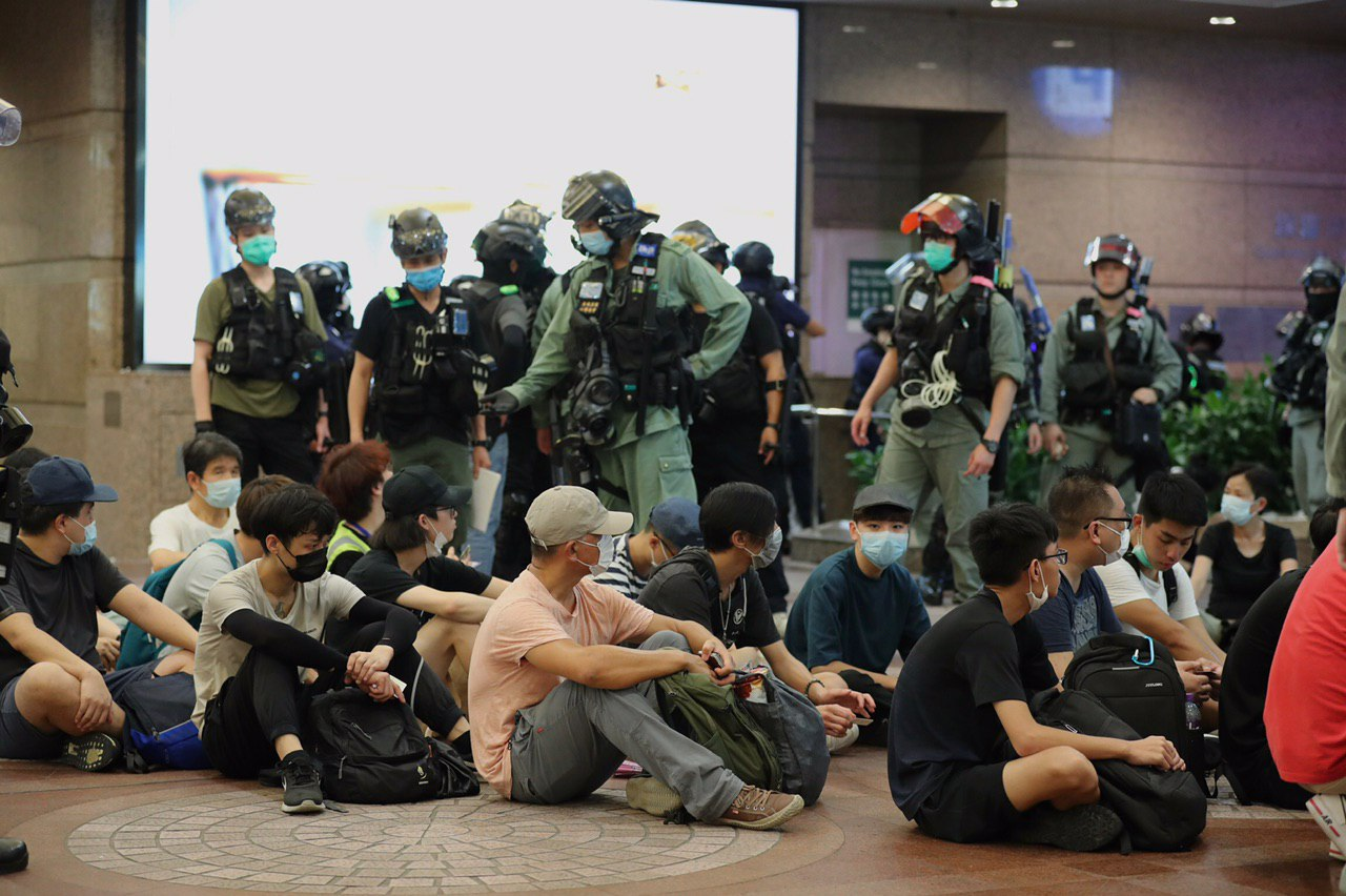 arrests causeway bay july 1 2020 (19)