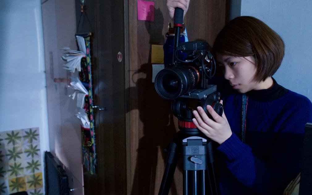 Filmmaker Lei Cheok-mei