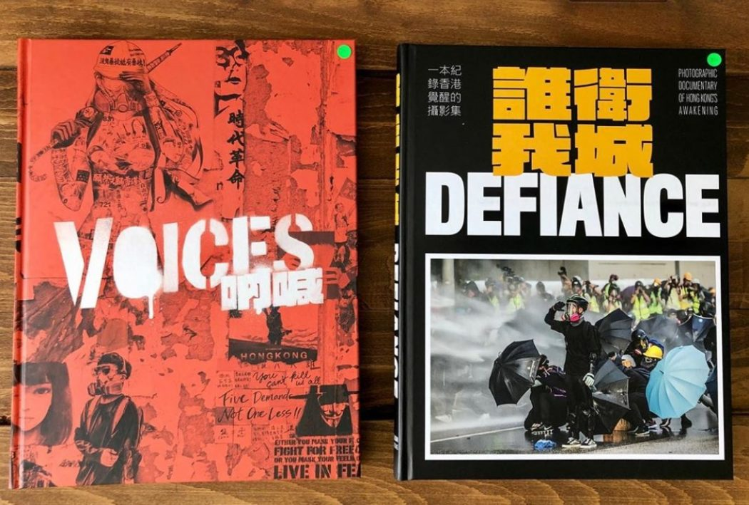 voices and defiance books protest