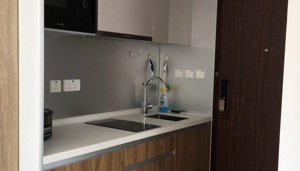 kitchen nano flat
